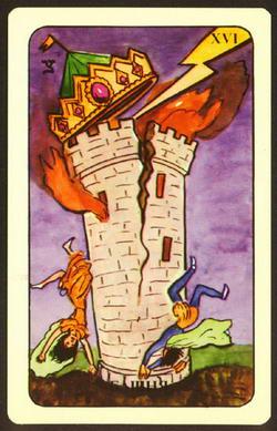 Значение Башни Таро